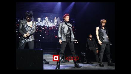 JYJ realiza espectacular concierto en Alemania y prometen regresar