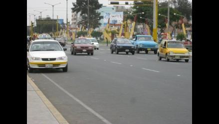 Chimbote: Publicarán foto de conductores que no cumplan con su ruta