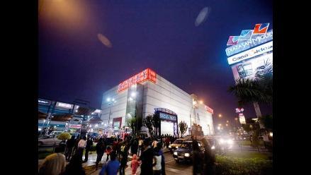 El 66% de peruanos asisten a centros comerciales, señala Arellano