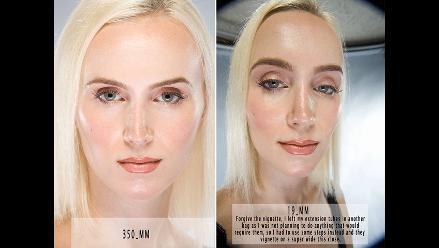 Experimento demuestra cómo una cámara fotográfica deforma el rostro