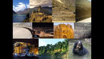 Conozca todos los Patrimonios de la Humanidad que tiene Perú