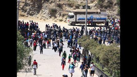 Andahuaylas: Agricultores esperan llegada de Comisión de Alto Nivel
