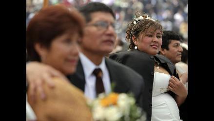 Las bodas aumentan en Asia con motivo del 11/11/11