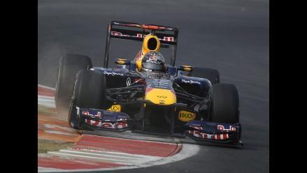 Sebastian Vettel sobre su accidente: Estaba siendo muy codicioso