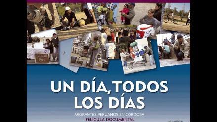 ´Un Día, Todos los Días´: Visión de los migrantes peruanos en Córdoba