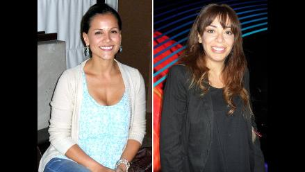 Reyna y Charito se reunieron en concierto de Abbril