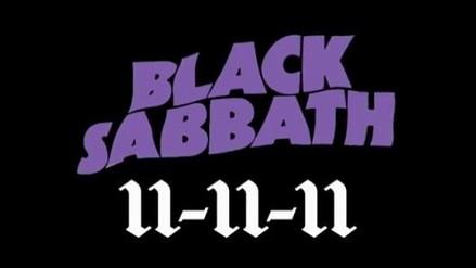 Black Sabbath anuncia nuevo álbum y gira mundial para el 2012