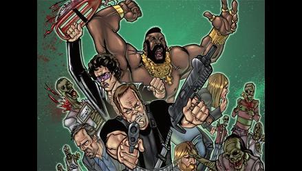 Dr. House, MacGyver y Jack Bauer luchan contra zombis en cómic