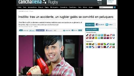 Jugador de rugby se vuelve gay tras un accidente