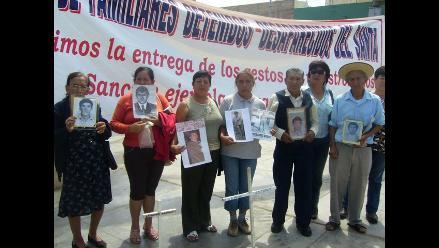 Estado peruano pide perdón a familias de desaparecidos del Santa