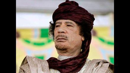 Revelan detalles íntimos de Muamar el Gadafi