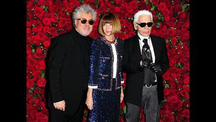 Homenaje a Pedro Almodóvar reúne a numerosos artistas en el MoMA