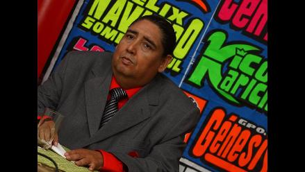 Tongo culpa a Carlos Álvarez de no tener programa en la televisión
