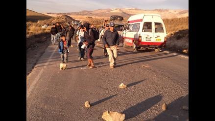 Chota inicia paro indefinido contra Universidad Nacional de Cajamarca