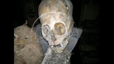 Cusco: Antropólogo espera apoyo para estudiar momia de Andahuaylillas