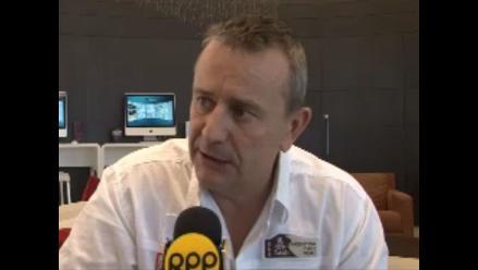 Director del Dakar: Esta es una oportunidad fantástica para el Perú