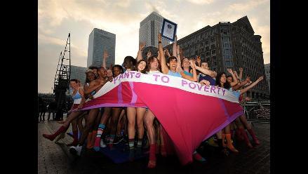Miles intentan superar marcas en día mundial de los récord Guinness