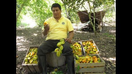 José Jorge lleva los productos peruanos al mundo