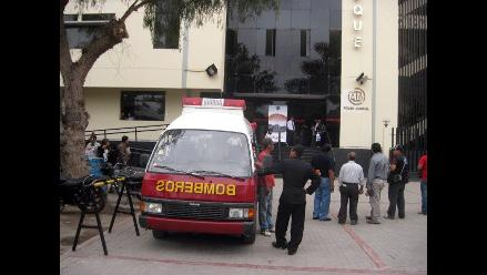 Chiclayo: Juez Cronwel Seclén se desmaya mientras atendía a litigantes