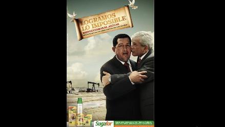 Empresa chilena reclama autoría de campaña con personalidades besándose