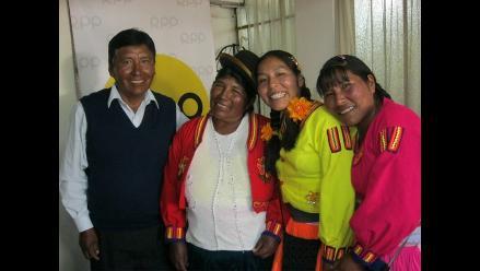 Los secretos de Amalia Suaña, ganadora del Premio Integración 2011