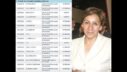 Susana Vilca asegura que denuncia en su contra es de ´mala fe´