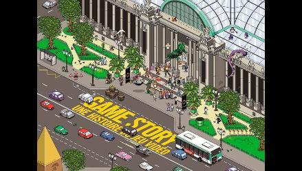 París le rinde tributo a los videojuegos que marcaron época
