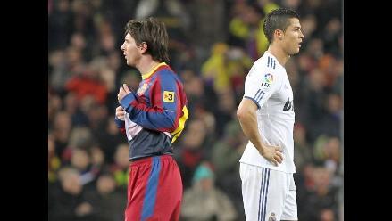 Lionel Messi y Cristiano Ronaldo siguen disputa en tabla de goleadores