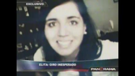 Elizabeth Espino responsabiliza a sus abuelos del crimen de su madre