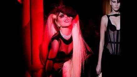 Lady Gaga visitó la casa de Amy Winehouse para rendirle tributo