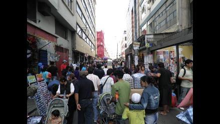 ReporteroW.com: Desorden e inseguridad en las calles por ambulantes
