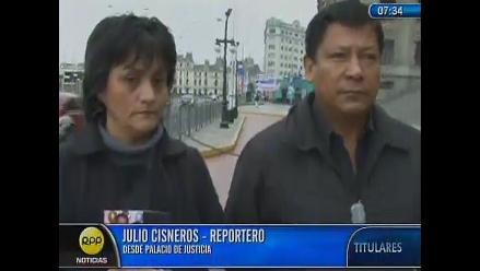 Padres de Gerson Falla demandan inicio de proceso penal a implicados