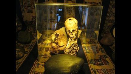 Cusco: Momias de Andahuaylillas pertenecen a infantes prehispánicos