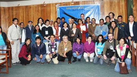 Cusco: Formularán Plan Nacional de Conservación del Cóndor Andino