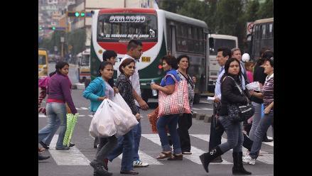 OMS: Lima es la ciudad con el aire más contaminado de Sudamérica