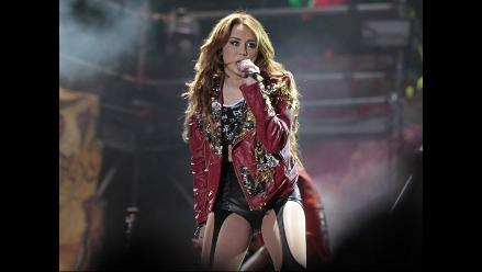 Miley Cyrus celebra 19 años de vida siendo una estrella mundial