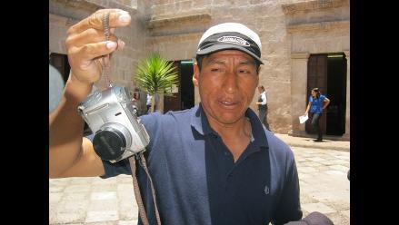 Caso Ciro: Eloy Caclla rindió su manifestación ante Ministerio Público