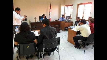 Chiclayo: Internan en penal a sujetos implicados en muerte de policía