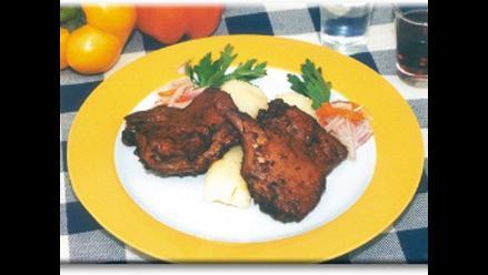 La receta del día: cuy adobado