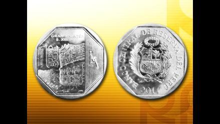 Lanzan nueva moneda de S/.1 alusiva al sitio arqueológico Gran Pajatén