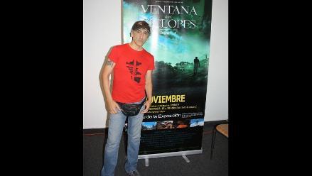 Daniel F. tiene lista su nueva producción La Ventana de los Cíclopes