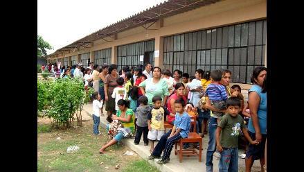 Seiscientos niños serán retirados del Vaso de Leche en Arequipa