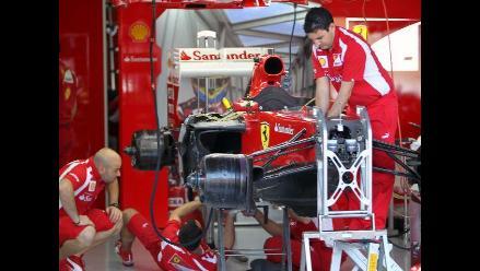 Mire cómo van los preparativos para el Gran Premio de Brasil de F1