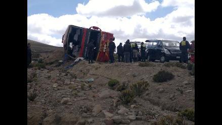 Arequipa: Repatriarán cadáveres de turistas chilenos vía terrestre