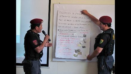 Chiclayo: Intensifican charlas en colegios contra uso de pirotécnicos