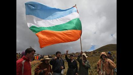 Se prevén más movilizaciones en segundo día de paro en Cajamarca