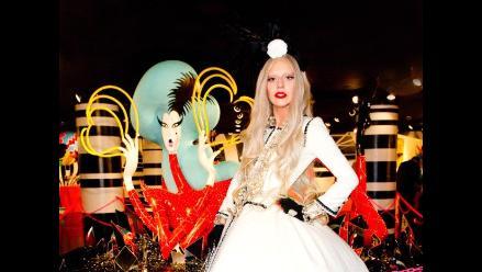 Lady Gaga prepara el lanzamiento de su disco de Navidad