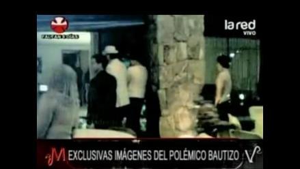 Programa de TV difunde video de la celebración de los jugadores chilenos