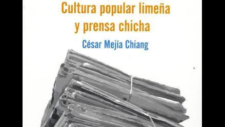 César Mejía y el fenómeno ´chicha´ en la cultura popular limeña
