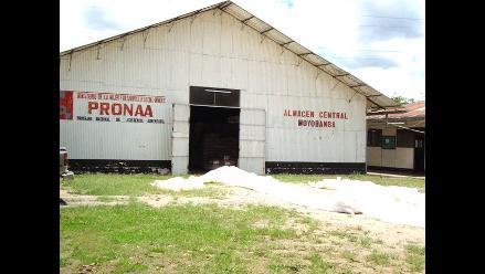 Moyobamba: Presentan documentos falsos en licitación del Pronaa